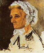 The artist`s mother 186