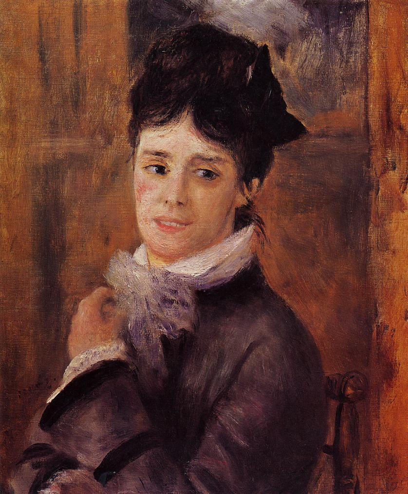 Madame Claude Monet 1872