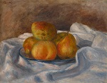 Apples And Pears 1890-1895