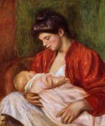 Young mother 1898