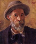 Self portrait 1899
