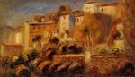 Houses at Cagnes 1910