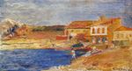 Houses by the sea 1912