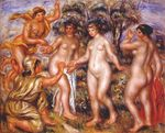 The judgment of Paris-1914